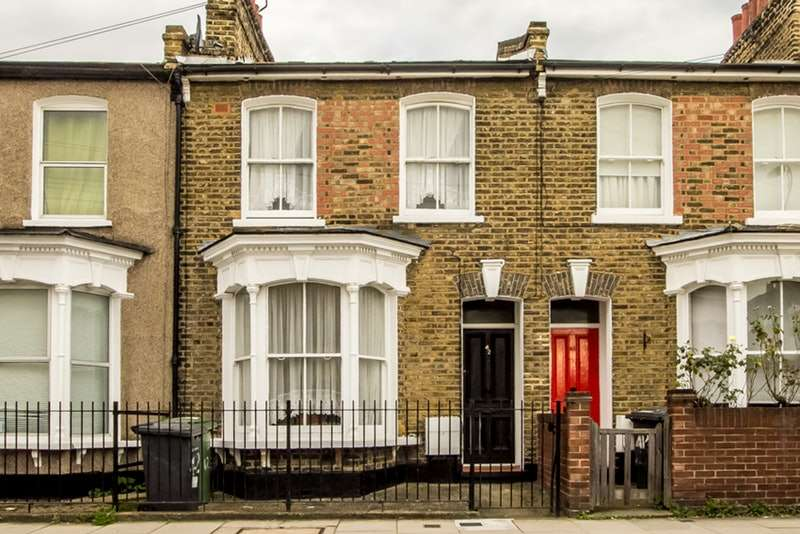 3 Bedrooms Terraced House for sale in Brocklehurst Street, London, London, SE14