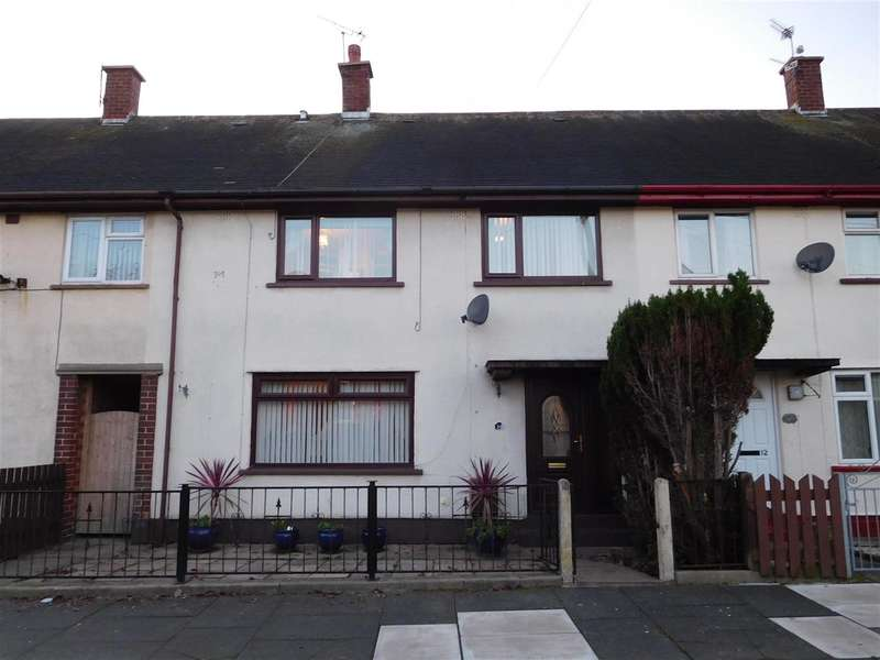 4 Bedrooms Terraced House for sale in Hempland Avenue, BARROW-IN-FURNESS