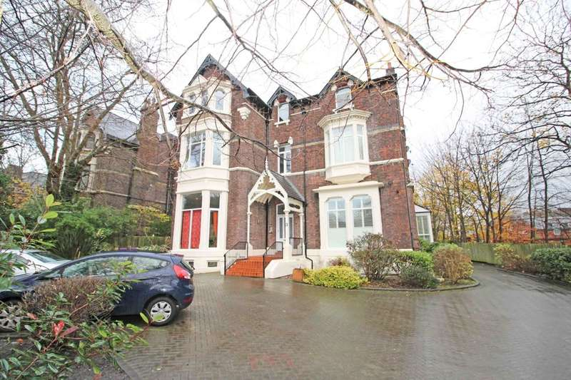 2 Bedrooms Flat for sale in Alexandra Drive, Liverpool, L17