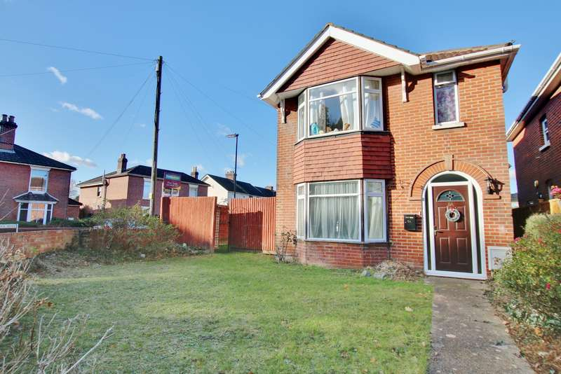 4 Bedrooms Detached House for sale in Cranbury Road, Sholing