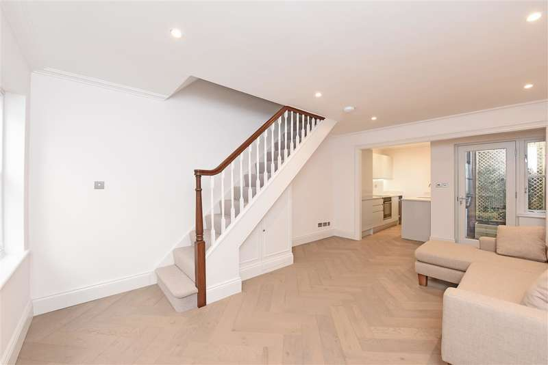 2 Bedrooms End Of Terrace House for sale in Hamilton Mews, 114 Kingston Road, London