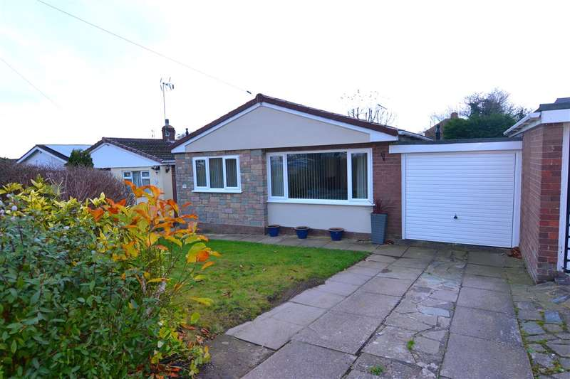 2 Bedrooms Detached Bungalow for sale in School Road, Stafford