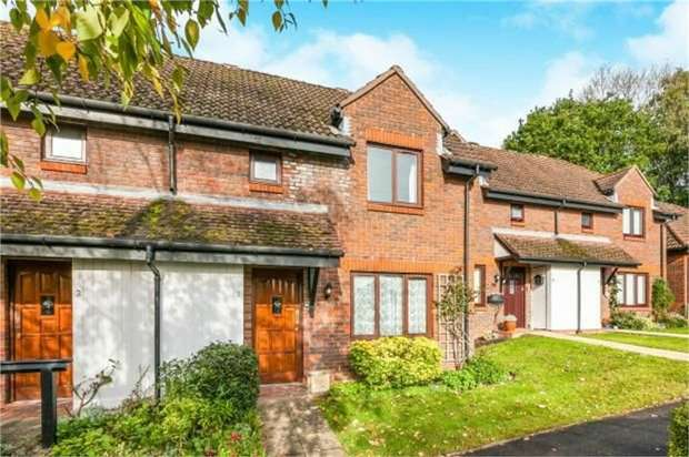 2 Bedrooms Terraced House for sale in Cherry Green Close, Redhill, Surrey