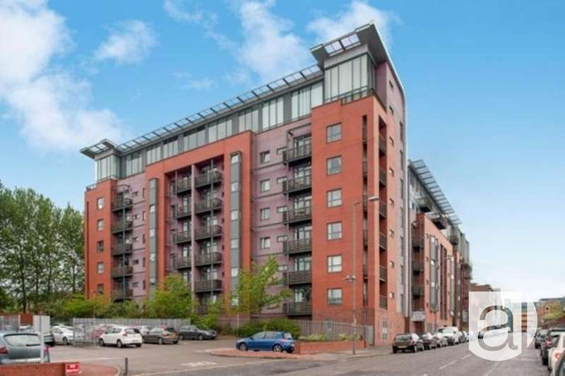 2 Bedrooms Apartment Flat for sale in Pall Mall City Centre L3