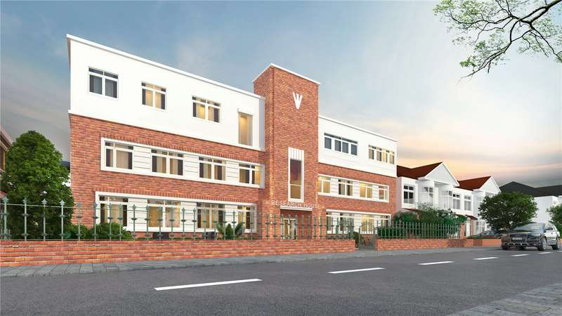 2 Bedrooms Flat for sale in Research House, Fraser Road, Perivale, UB6