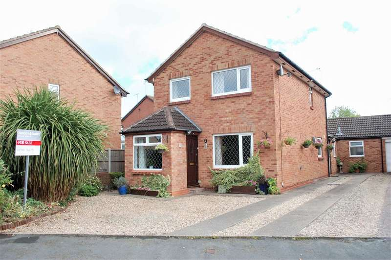 5 Bedrooms Link Detached House for sale in Seymour Road Alcester