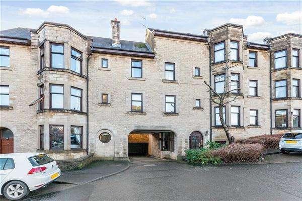 2 Bedrooms Flat for rent in 2/1 15 Redlands Road, Kirklee, Glasgow, G12 0SJ
