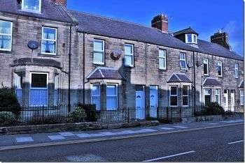 3 Bedrooms Terraced House for sale in Bede Street, Amble, Morpeth, NE65 0EA