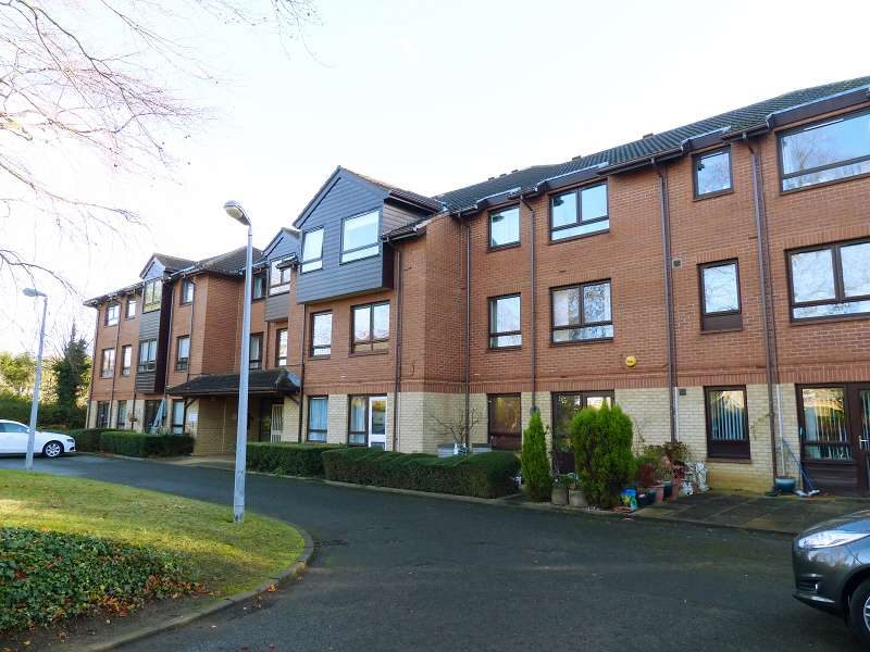 1 Bedroom Retirement Property for sale in Heritage Court, Eastfield Rd , Peterborough, Cambridgeshire. PE1 4RB