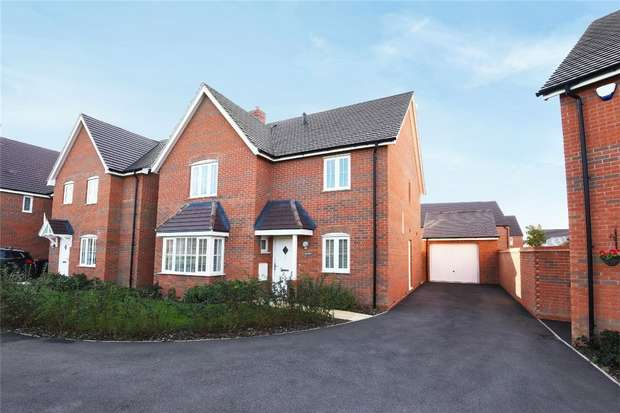 4 Bedrooms Detached House for sale in Appledine Way, Bedford