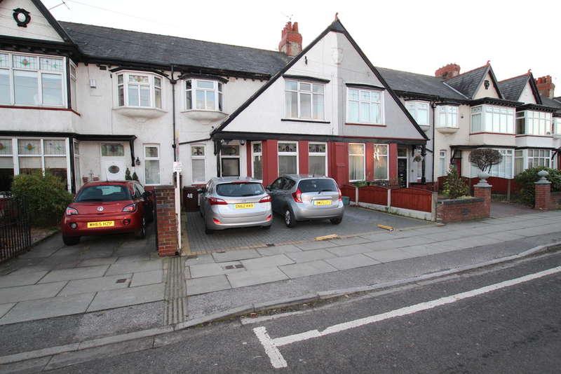 2 Bedrooms Flat for sale in Kingsway, Waterloo, Liverpool, L22