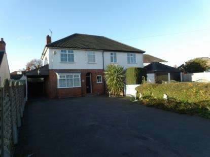 3 Bedrooms Semi Detached House for sale in Sibson Road, Birstall, Leicester, Leicestershire