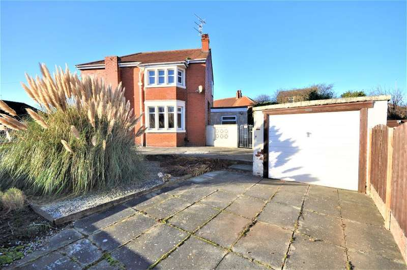 3 Bedrooms Detached House for sale in Hathaway, Marton, Blackpool, Lancashire, FY4 4AB
