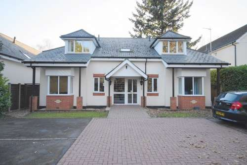 2 Bedrooms Flat for sale in Flat Tayfield Lodge, Ferndown