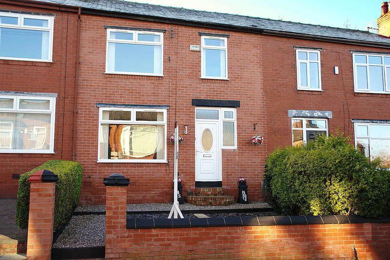 2 Bedrooms Terraced House for sale in Hunt Lane, Chadderton