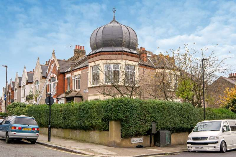 2 Bedrooms Flat for sale in Gleneldon Road, Streatham, SW16