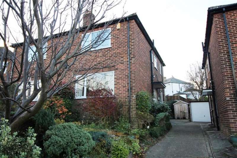 2 Bedrooms Semi Detached House for sale in Bellmount Gardens, LS13 2ND