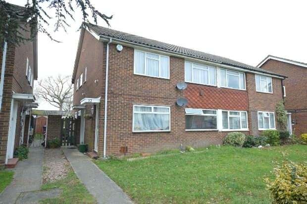 2 Bedrooms Maisonette Flat for sale in Kelvin Close, West Ewell