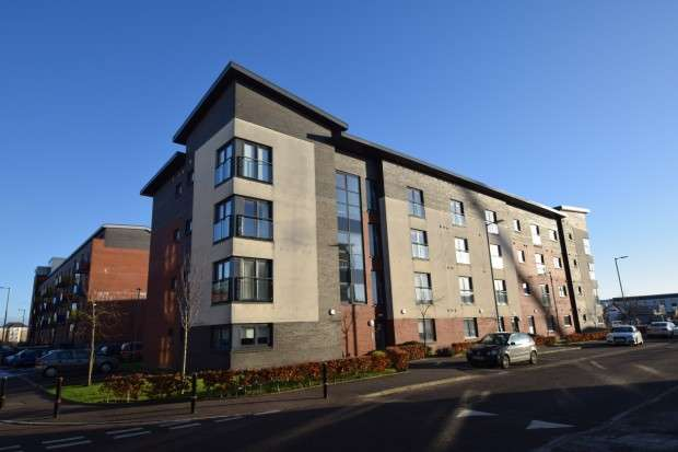 2 Bedrooms Flat for sale in 2 Cardon Square, Renfrew, PA4