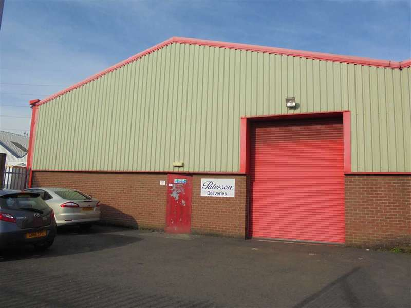 Warehouse Commercial for sale in Earl Haig Road, Glasgow, Hillington