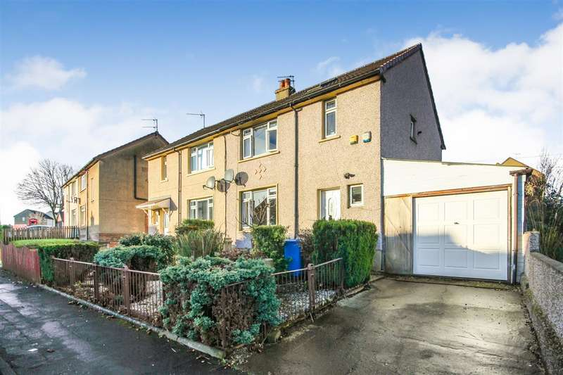 3 Bedrooms Semi Detached House for sale in Lamond View, Stenhousemuir