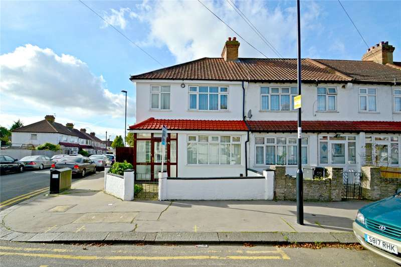 3 Bedrooms End Of Terrace House for sale in Keston Road, Thornton Heath