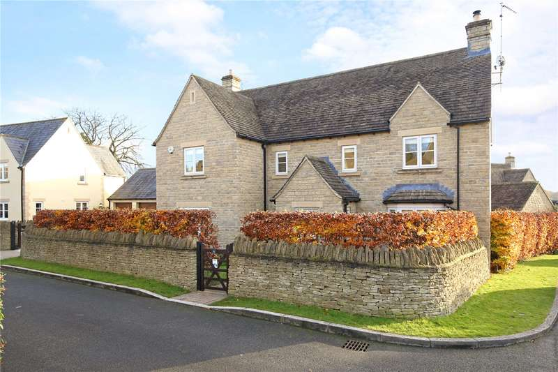 4 Bedrooms Detached House for sale in Tall Trees, Baunton Lane, Cirencester, Gloucestershire, GL7