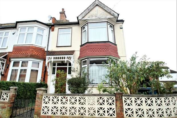 3 Bedrooms End Of Terrace House for sale in Sussex Road, Harrow, Middlesex