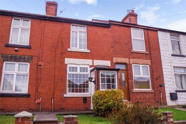 2 Bedrooms Terraced House for sale in Queens Road, Beighton, Sheffield, South Yorkshire