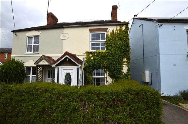2 Bedrooms Semi Detached House for sale in Passage Road, Saul, Gloucester, GL2 7LB