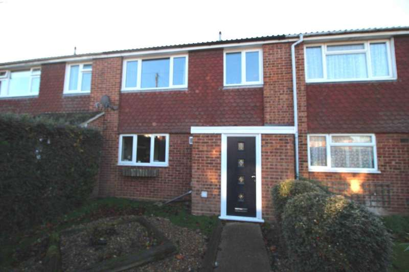 3 Bedrooms Terraced House for sale in Chaucer Close, Maldon