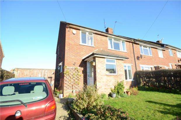 3 Bedrooms Terraced House for sale in Ashampstead Road, Reading, Berkshire