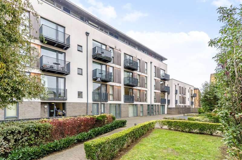 2 Bedrooms Flat for sale in City Walk, London Bridge, SE1