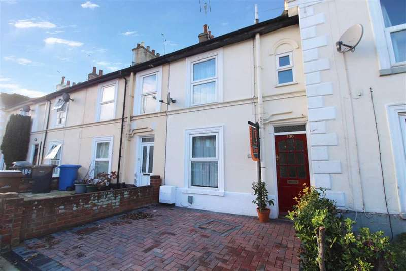 2 Bedrooms Terraced House for sale in Victoria Street, Ipswich