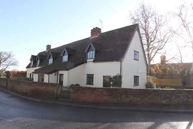 3 Bedrooms Cottage House for sale in Corner House, Orford Road, Tunstall