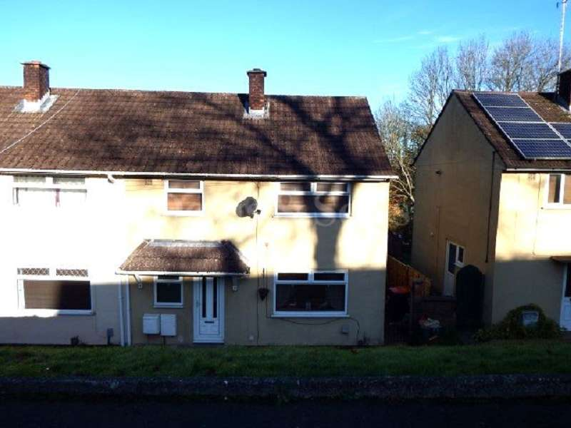 3 Bedrooms End Of Terrace House for sale in Gainsborough Drive, St. Julians, Newport. NP19 7NY