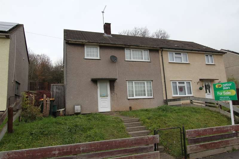 3 Bedrooms Semi Detached House for sale in Hendre Farm Drive, Newport