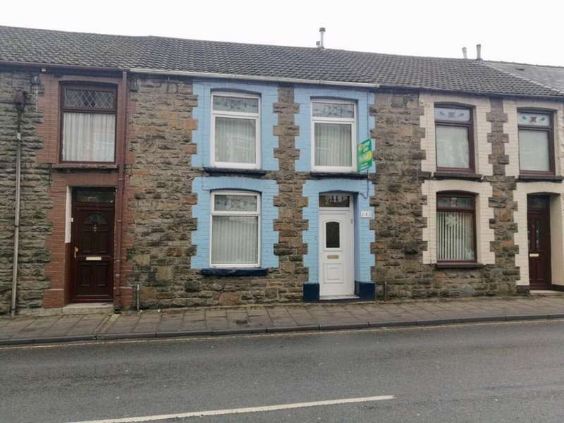 3 Bedrooms Terraced House for sale in Partridge Road, Tonypandy