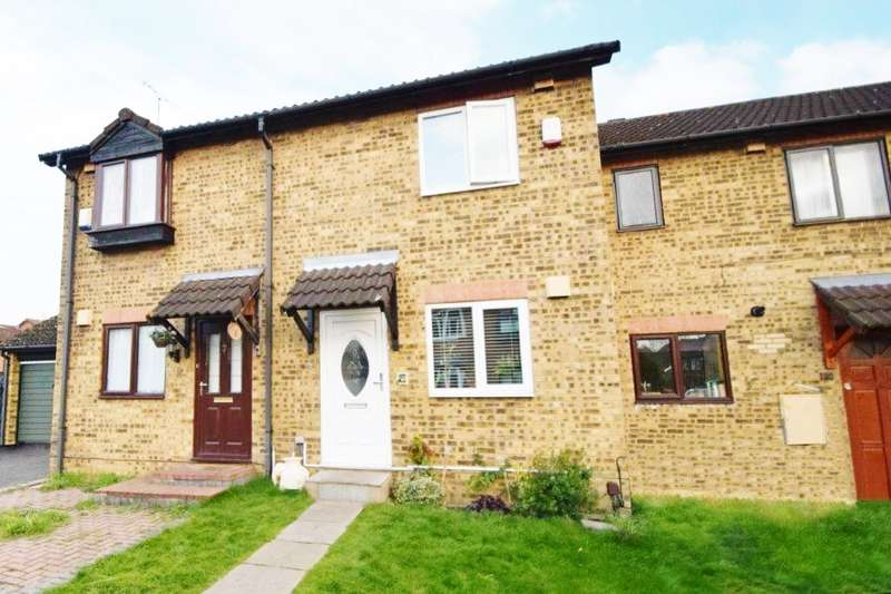2 Bedrooms Terraced House for sale in Haig Drive, Cippenham, Slough, SL1