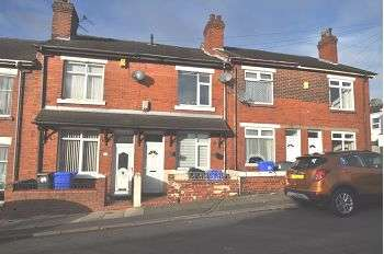 2 Bedrooms Terraced House for sale in Smith Street, Fenton, Stoke-on-Trent, ST3 1DR