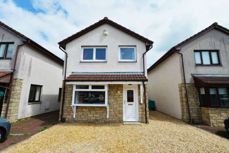 3 Bedrooms Detached House for sale in Moss Road, Wishaw