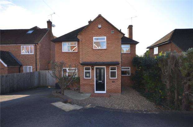 3 Bedrooms Detached House for sale in St. Marks Crescent, Maidenhead, Berkshire