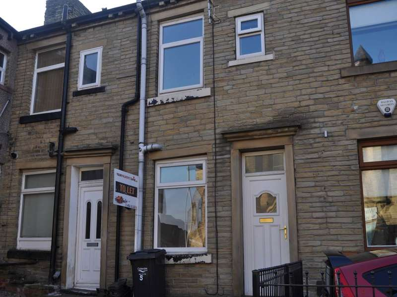 2 Bedrooms House for rent in Garden Road, Brighouse,