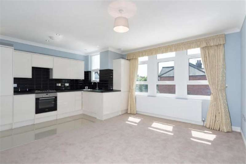 4 Bedrooms Apartment Flat for sale in Olive Road, London, London, NW2 6BX