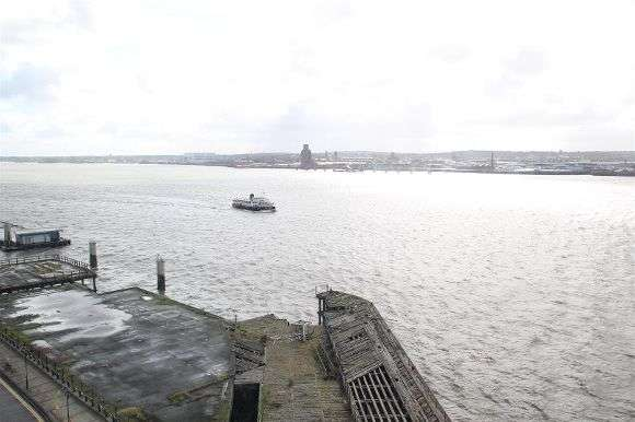 2 Bedrooms Flat for sale in Princes Parade, Liverpool