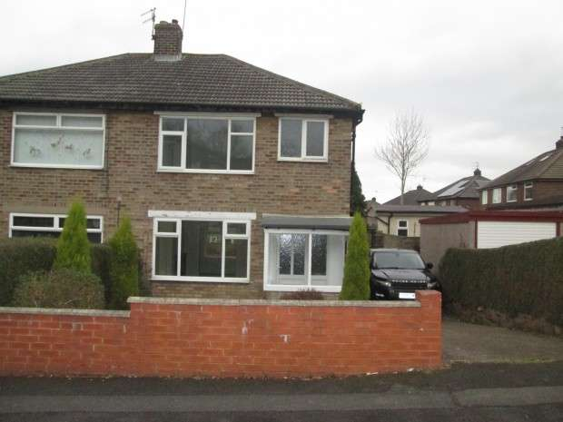 3 Bedrooms Semi Detached House for rent in Birch Avenue, Bradford, BD5
