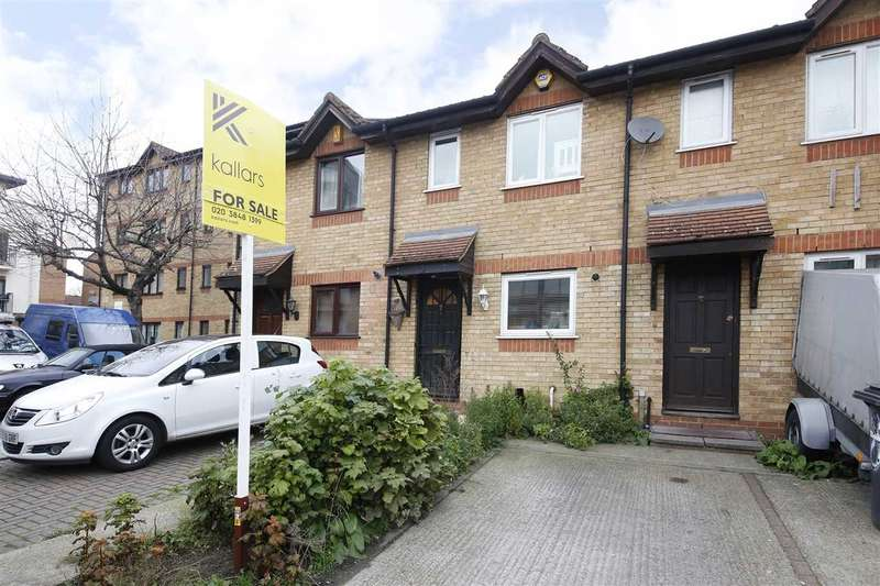 2 Bedrooms Terraced House for sale in Baildon Street, Deptford