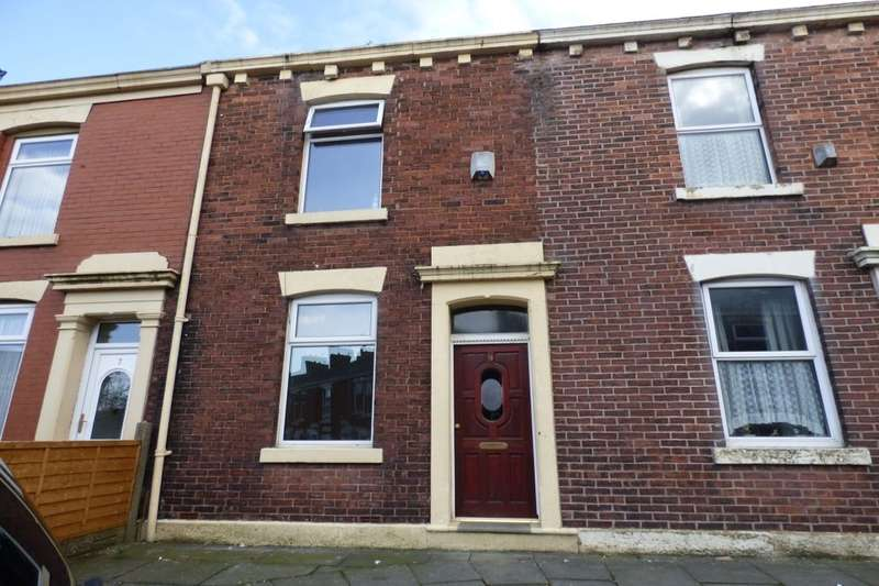 2 Bedrooms Property for sale in Kirby Road, Blackburn, BB2