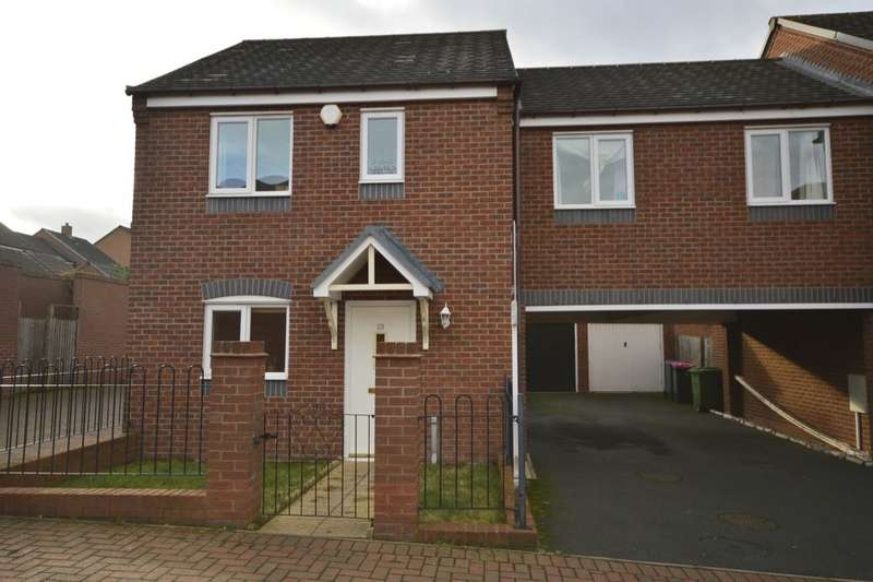 3 Bedrooms Property for sale in Riven Road, Hadley, Telford, TF1
