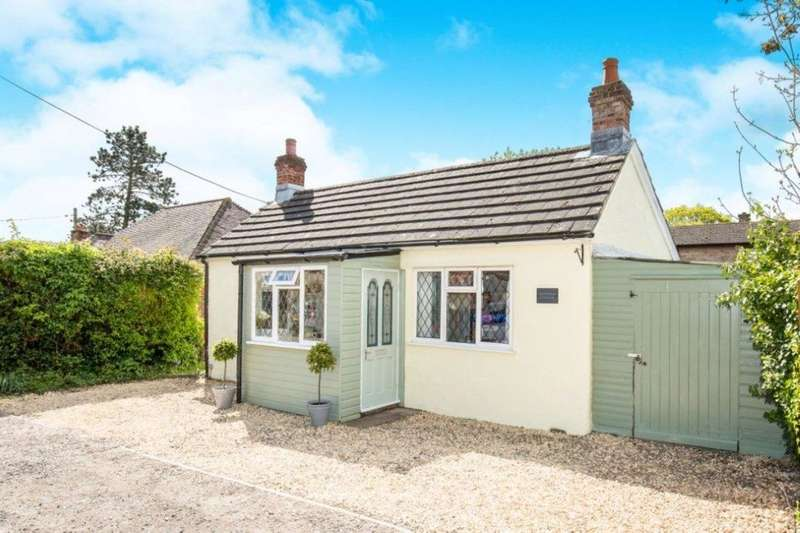 2 Bedrooms Detached House for sale in New Inn Lane, Bartley, Southampton, SO40